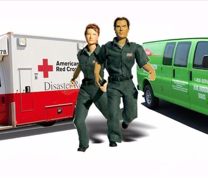 Community Red Cross Recognizes SERVPRO® in Disaster Preparedness and Recovery Efforts