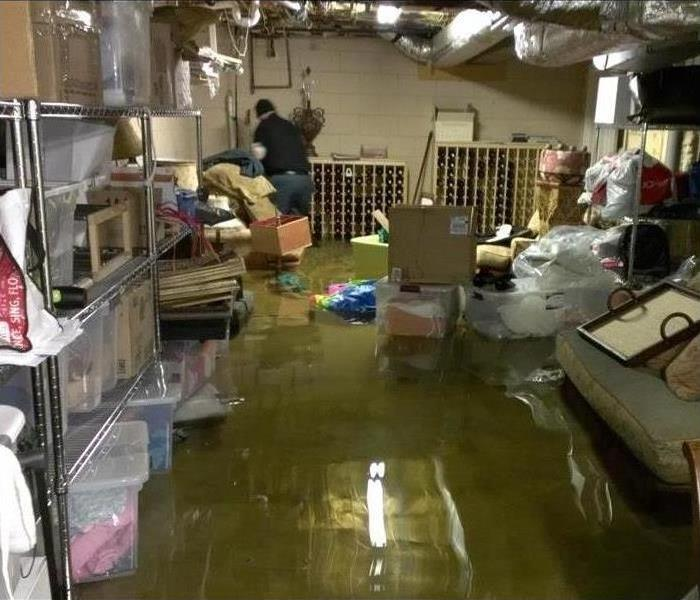 Water Damage Cape May County Residents: We Specialize in Flood Cleanup and Restoration!