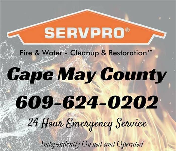 Building Services SERVPRO of Cape May County Offers Many Services!