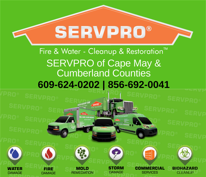 SERVPRO logo and systems services